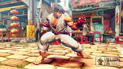 street fighter 4 ストリートファイター4